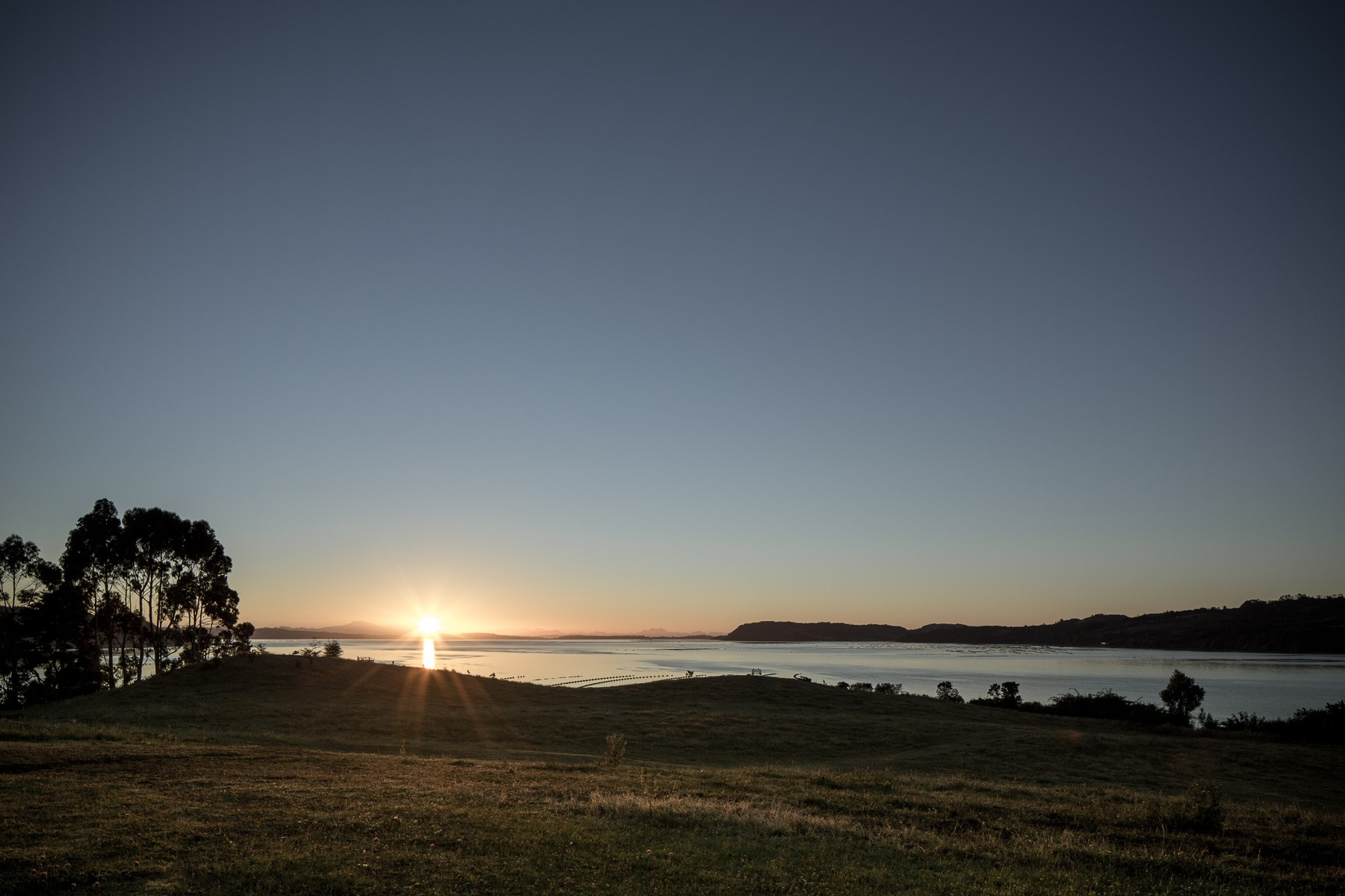 Hotel Tierra Chiloe Sunset View