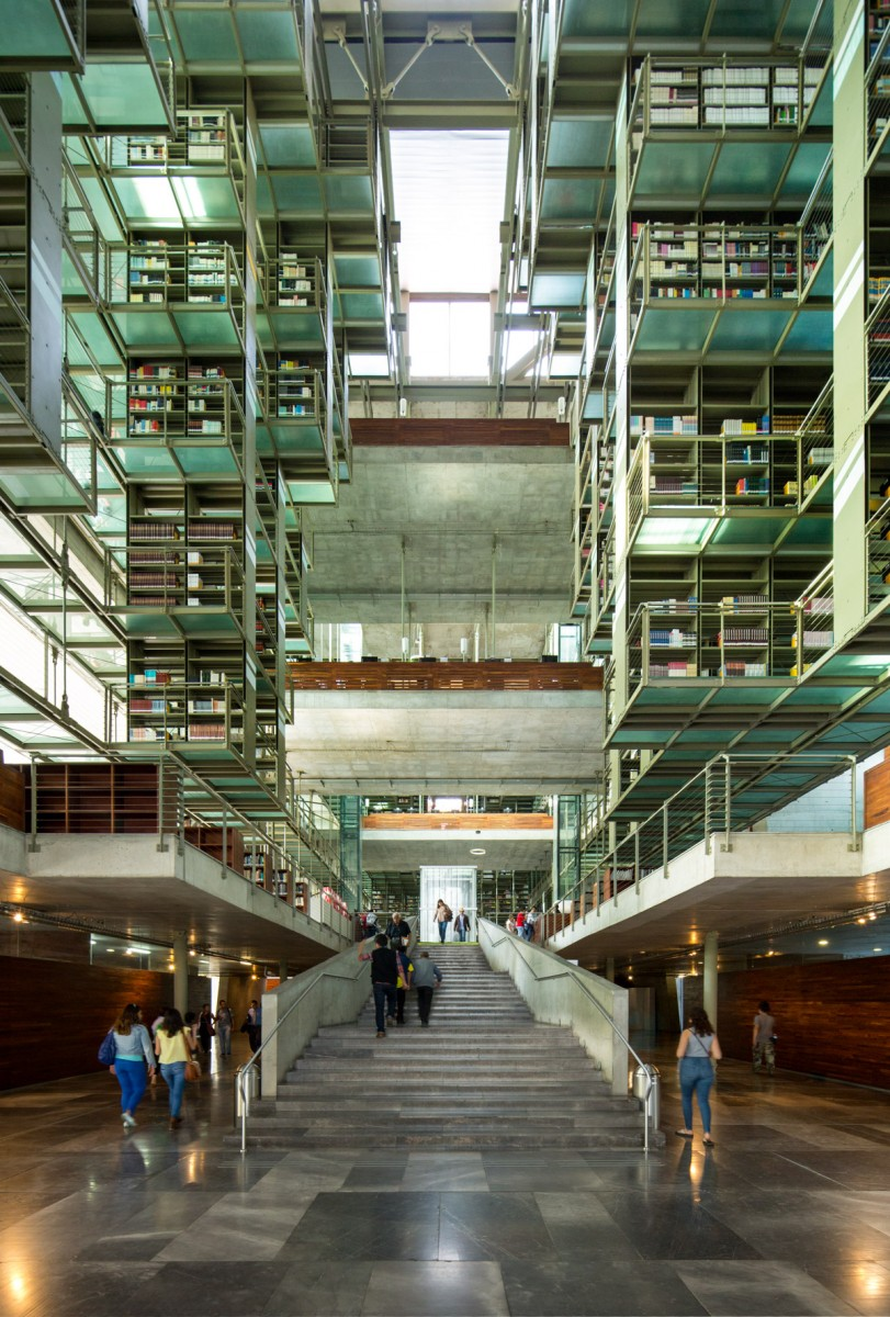 Photo of Biblioteca Jose Vasconcelos Mexico City