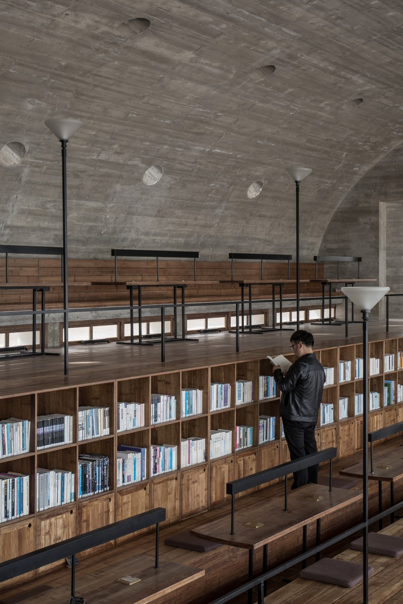 Seashore Library _ Vector Architects
