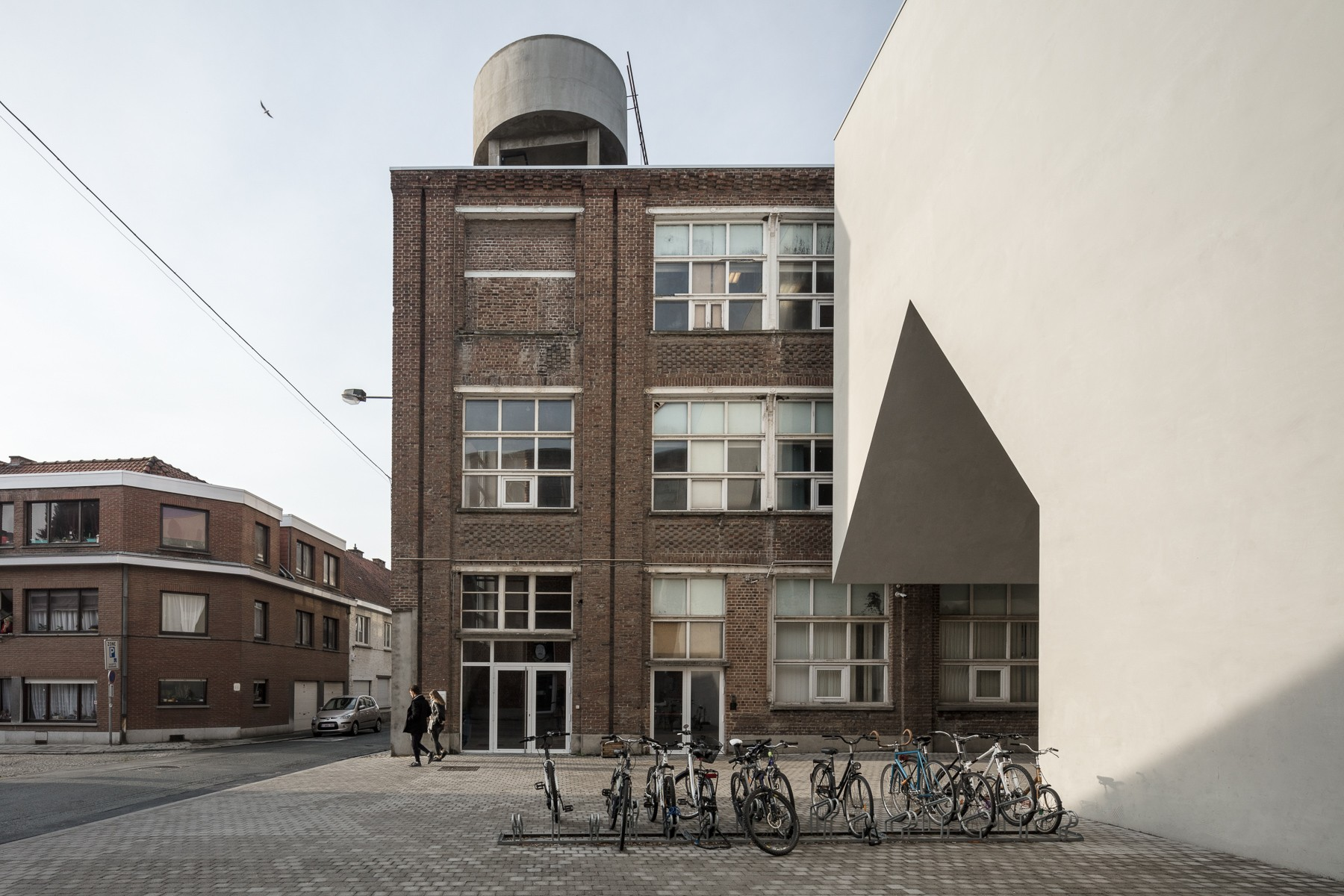 Architecture Faculty in Tournai _ Aires Mateus
