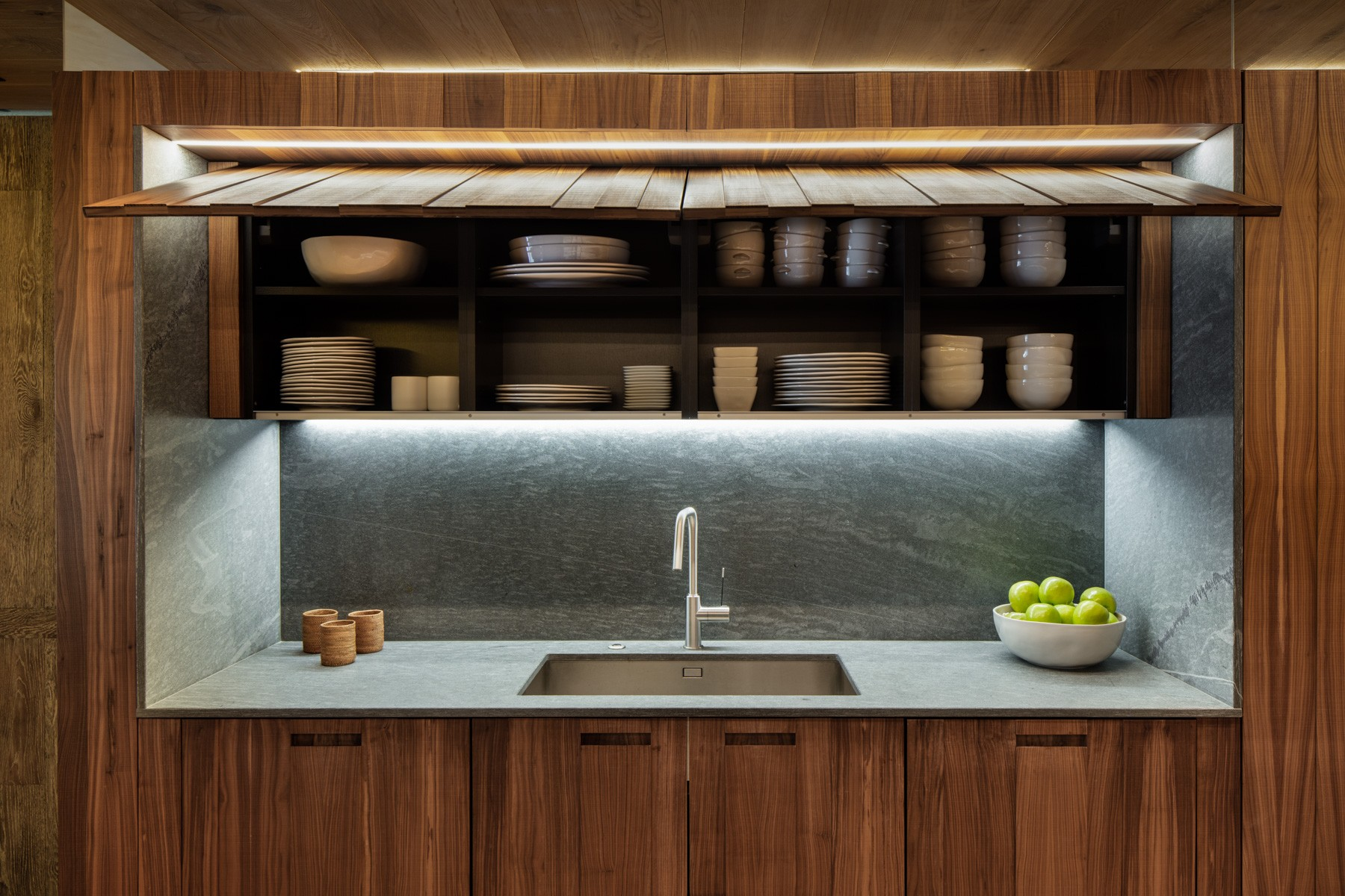 MID_Boffi Kitchen Vail