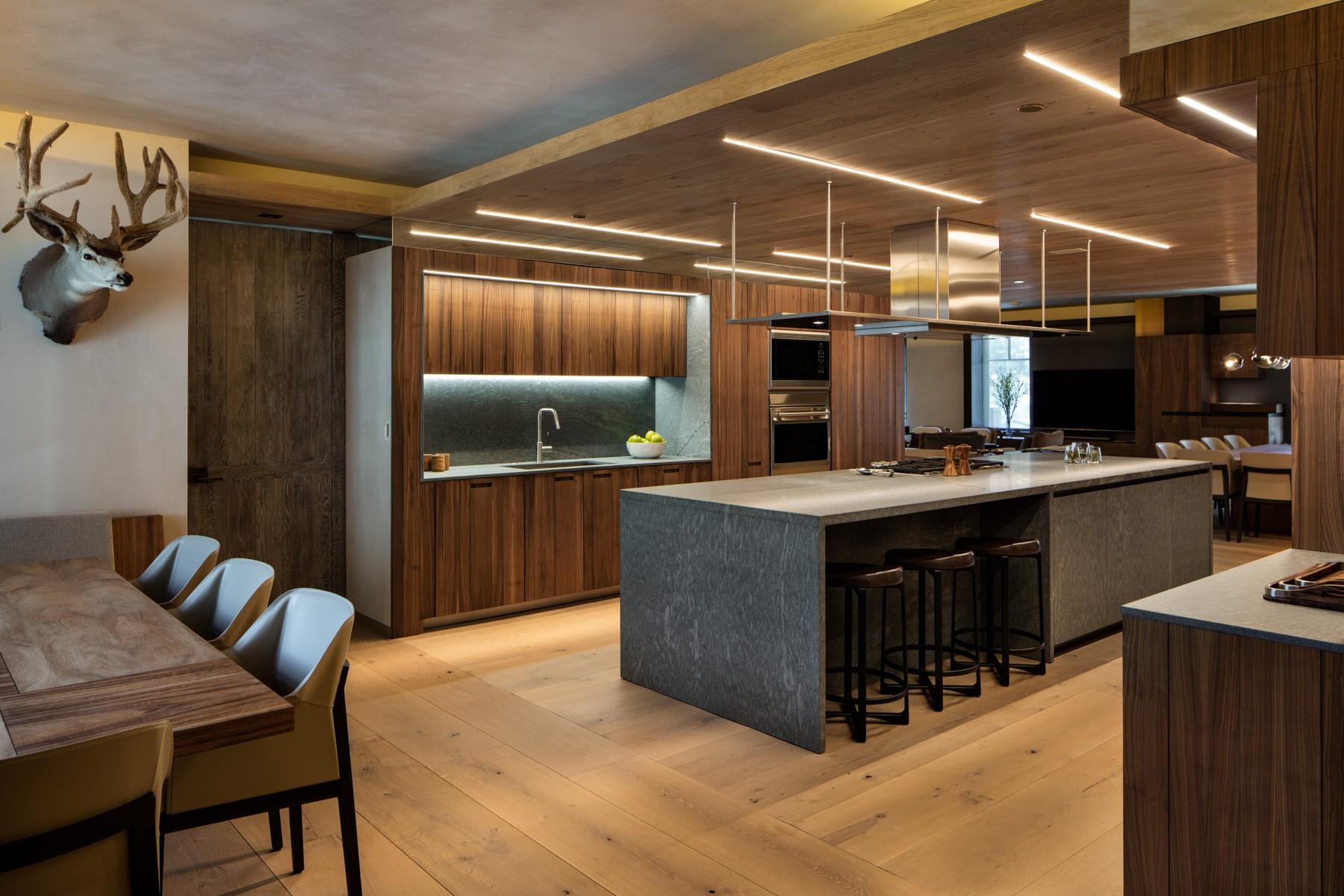 MID_Boffi Kitchen Vail