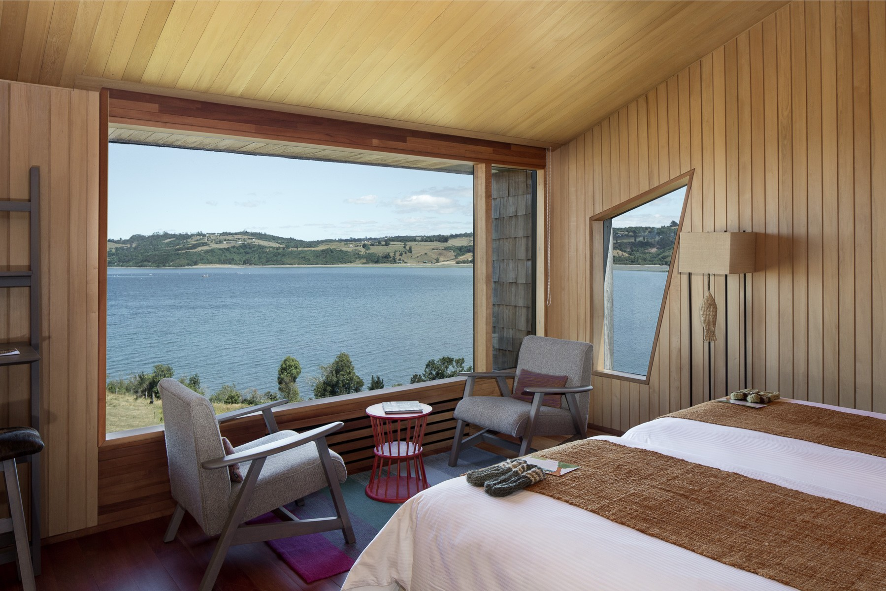 Hotel Tierra Chiloe Room Day