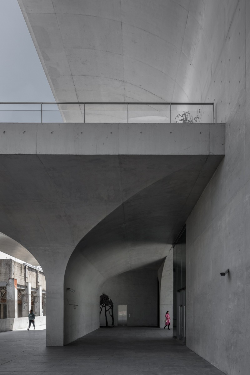 Long Museum West Bund_Atelier Deshaus