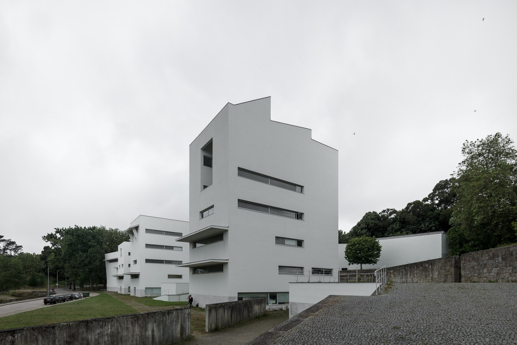 Architecture Faculty in Porto_Álvaro Siza