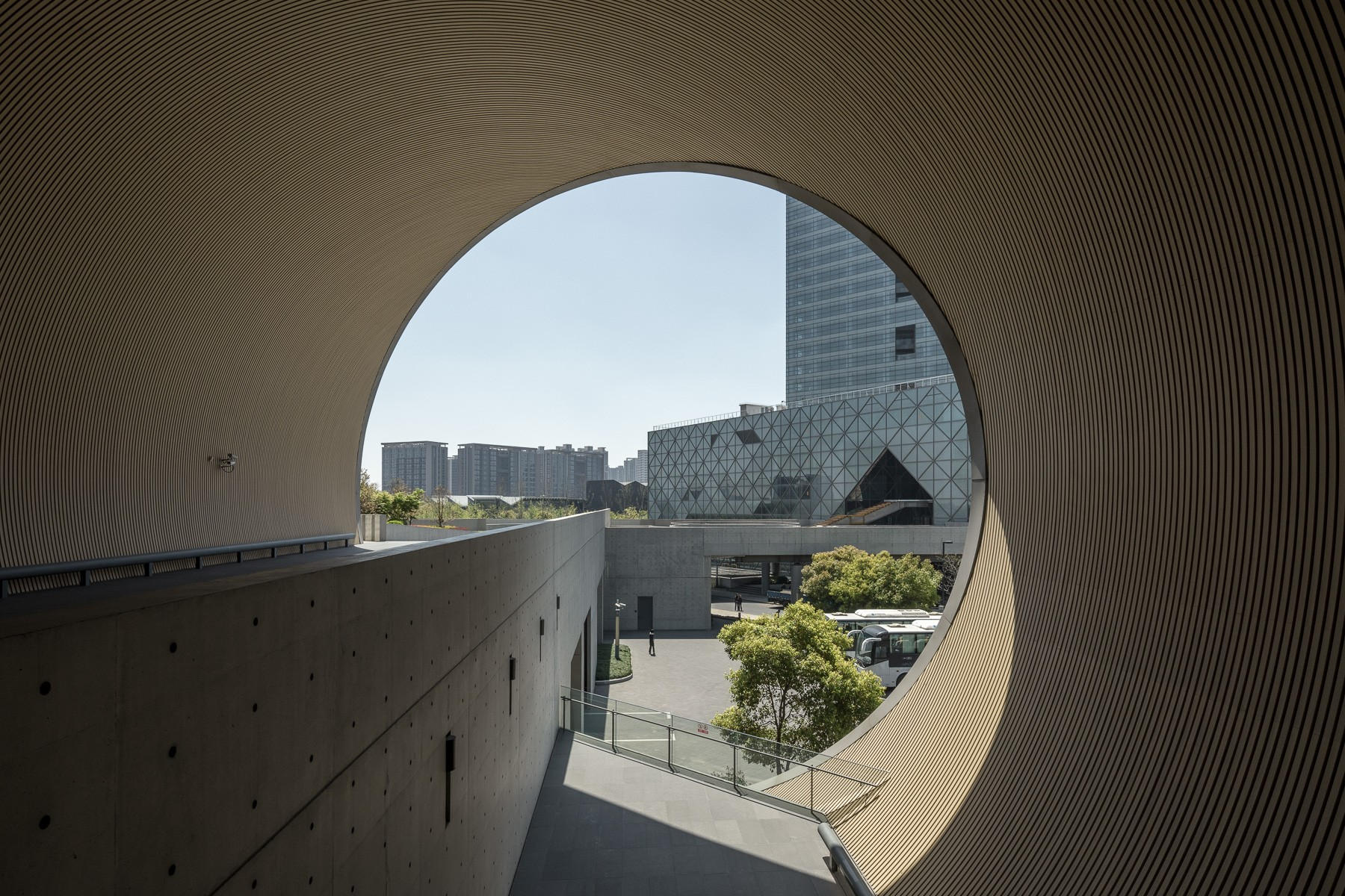 Poly Grand Theater Shanghai_Tadao Ando