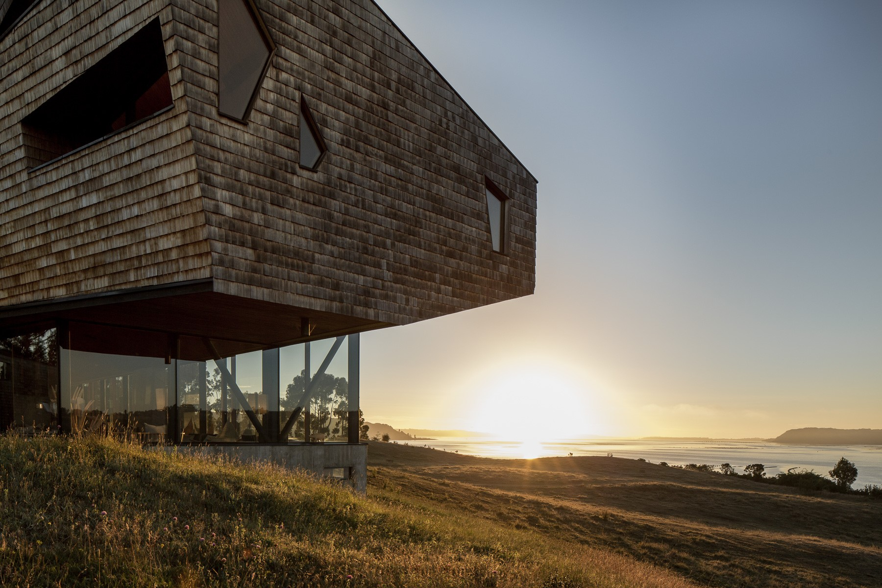Hotel Tierra Chiloe Sunrise