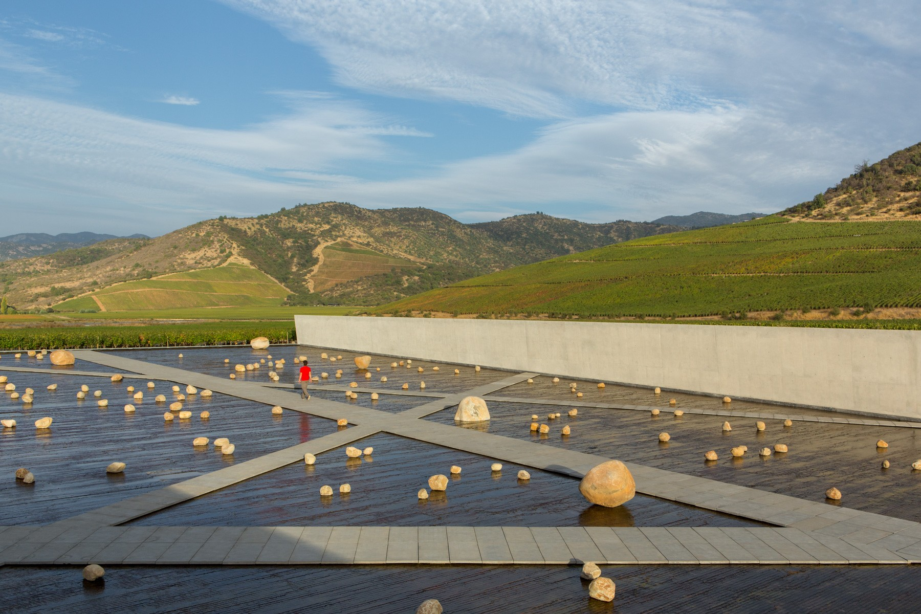 VIK - Holistic Vineyard, Millahue Chile